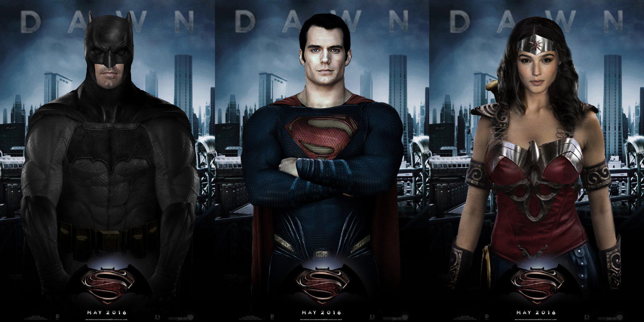 Batman V Superman assista a dois novos trailers de batman vs superman