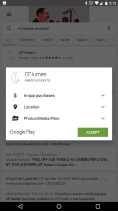 Atualização do Google App permite instalar apps através dosresultados de pesquisas