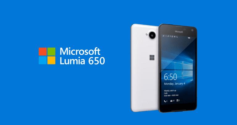 Lumia 650 lumia 650 da microsoft pode chegar ao brasil em junho