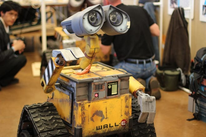 robôs incríveis feitos com Arduino