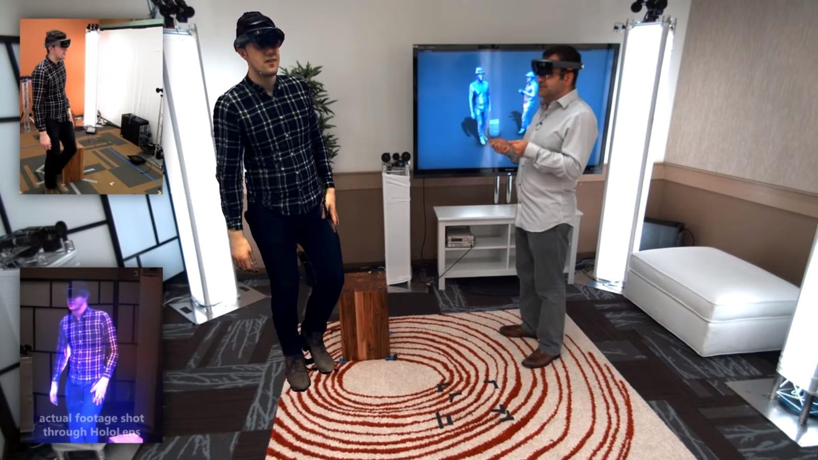 Hololens o teletransporte já é possível com o hololens da microsoft