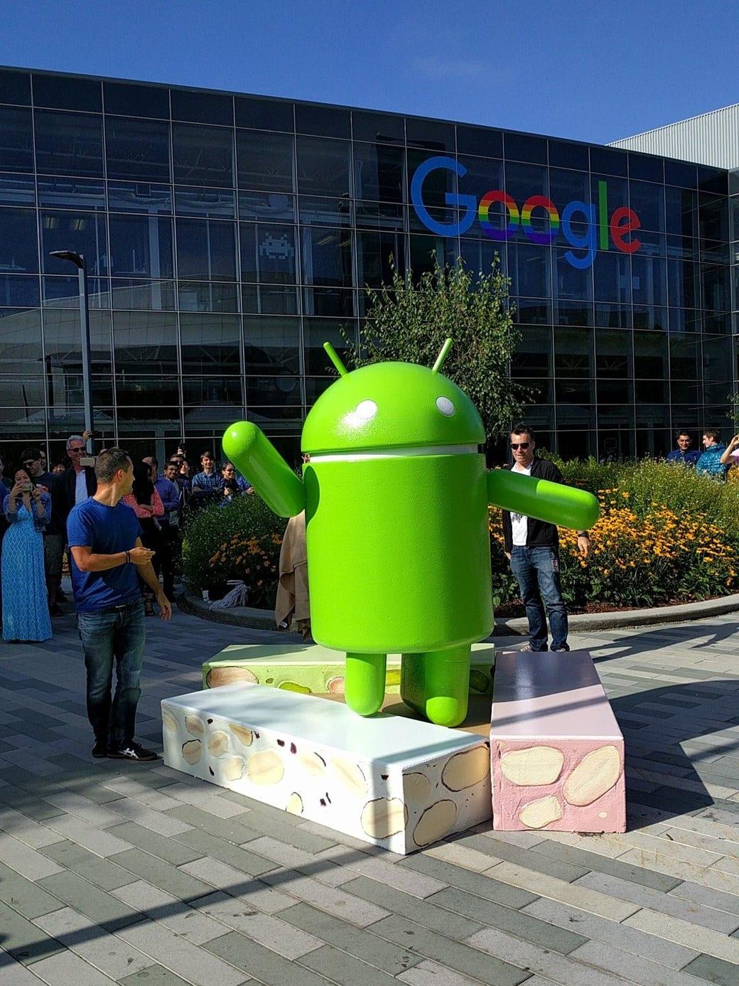 Android esqueça a nutella! próximo android se chamará 'nougat'