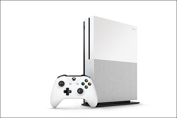 Xbox One S microsoft anuncia xbox one s: 4k e 40% mais compacto
