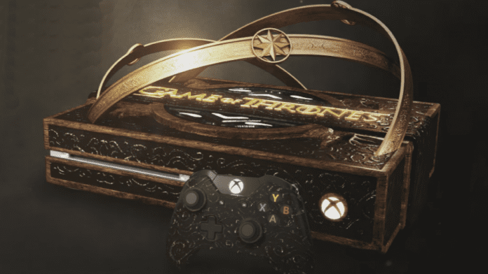 Xbox Game of Thrones