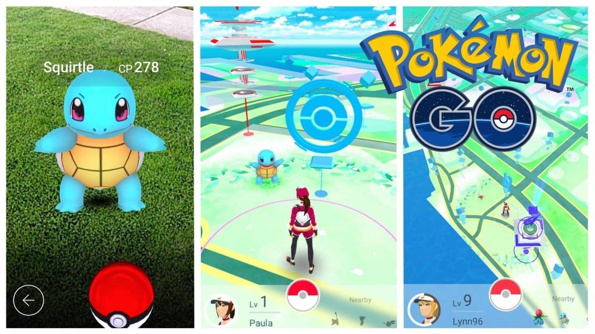 Pokémon GO vem diminuindo o número acessos de jogadores em declínio: pokémon go vem diminuindo o número de acessos de jogadores