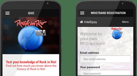 Rock in Rio 2017 rock in rio rock in rio 2019 pulsiera rfid como funciona pulseira do rock in rio