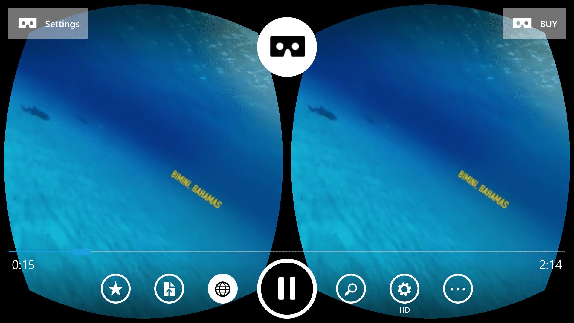 Windows Phone VR windows phone vr: testamos a experiência de realidade virtual em smartphones windows