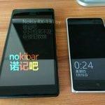 Lumia RX-130 lumia rx-130: vaza fotos de smartphone 'esquecido' da microsoft com entrada dupla para cartão sd e leitor de digitais