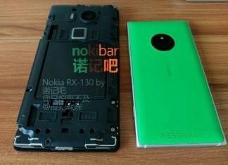 Lumia RX-130
