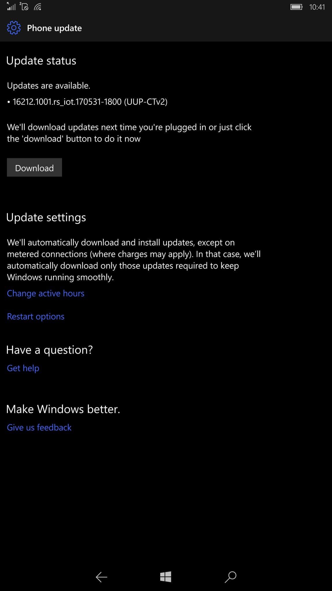 """Windows 10 Mobile por engano, microsoft lança atualização """"perigosa"""" para windows 10 e windows 10 mobile"""