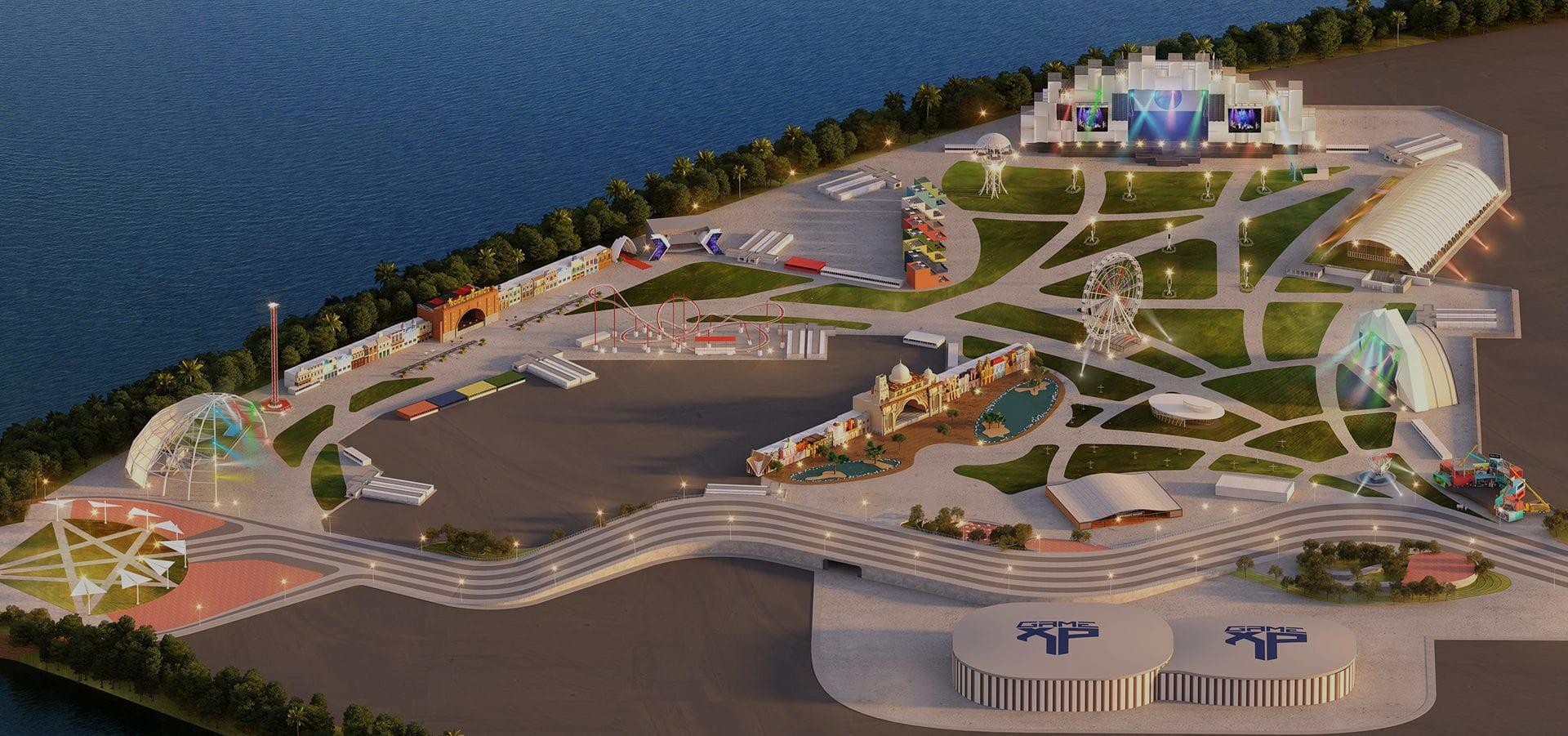Rock in Rio rock in rio terá cabine do tinder e outras novidades; confira o mapa do evento