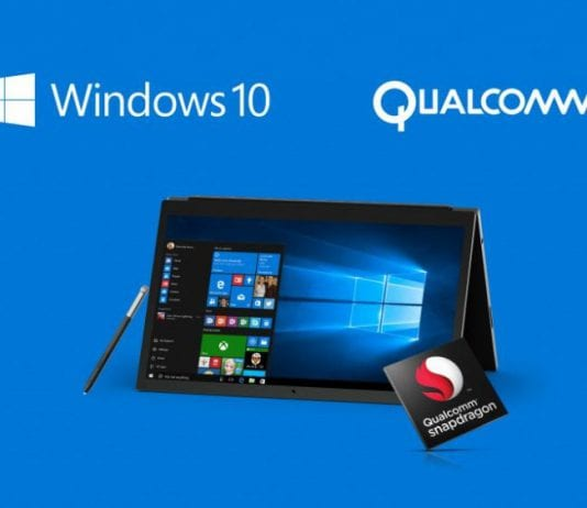 Windows 10 Snapdragon