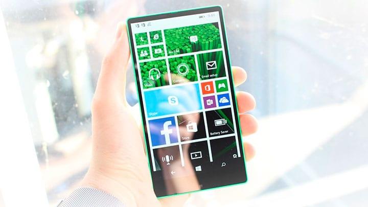 protótipo da microsoft quase inovou o mercado de smartphones em 2014