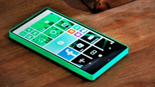 Microsoft protótipo da microsoft quase inovou o mercado de smartphones em 2014