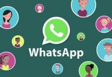 WhatsApp chamadas grupais