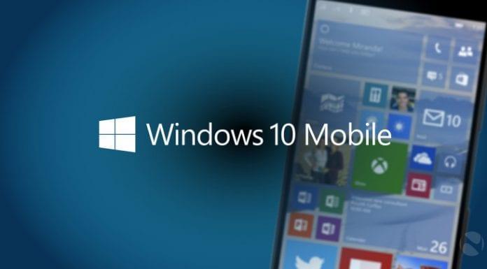 morte do windows 10 mobile
