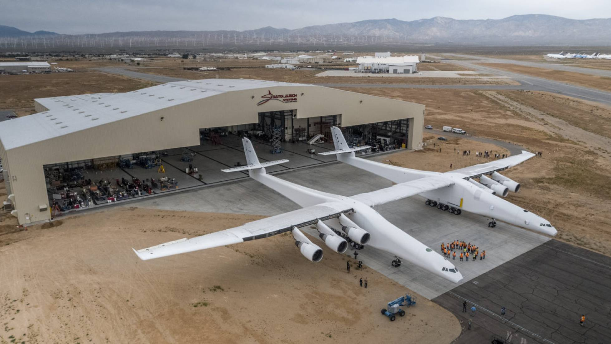 Stratolaunch stratolaunch