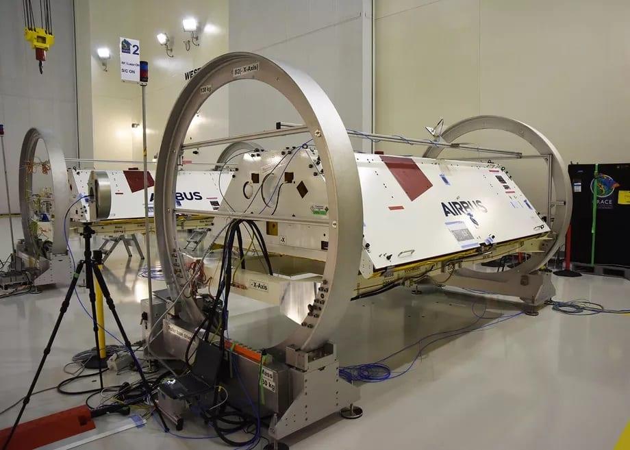 spacex lançará satélites da nasa para observar as secas e o derretimento das placas de gelo