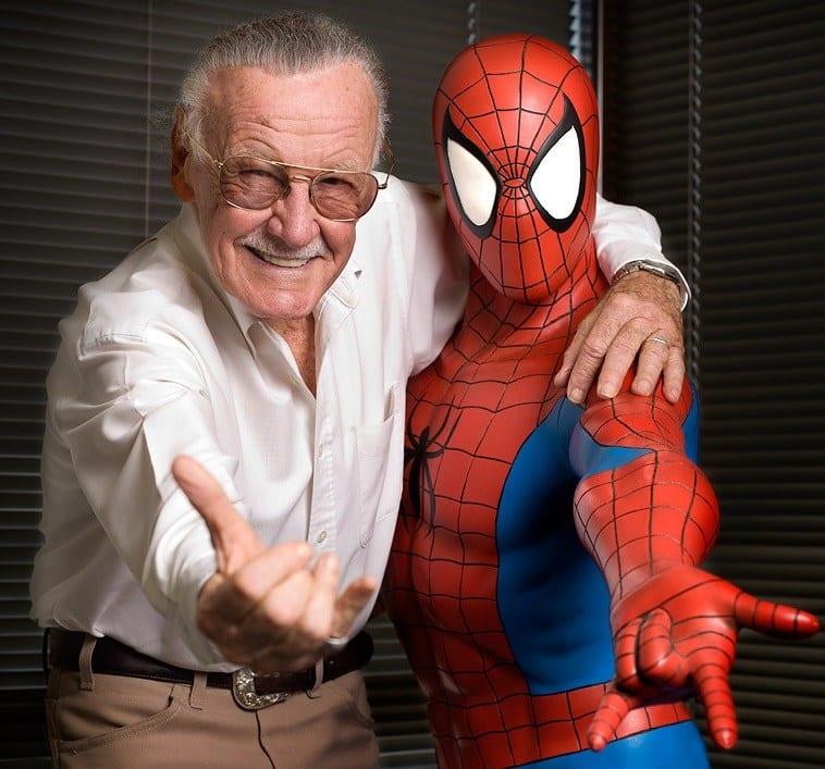 Stan Lee dos heróis da marvel, stan lee foi o maior deles