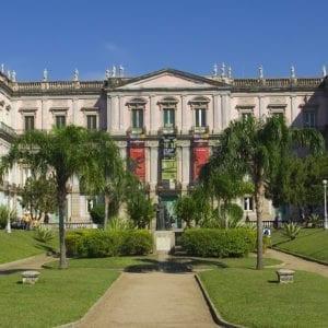 Por dentro do Museu Nacional
