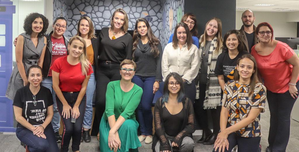 visando promover o sucesso feminino na tecnologia, 'girls in tech' chega ao rio grande do sul