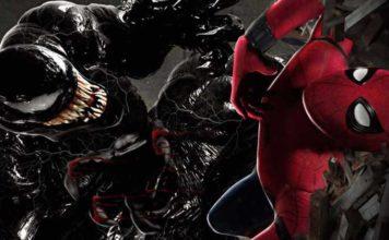 Home-Aranha e Venom